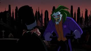 Дракула превращает Джокера в вампира