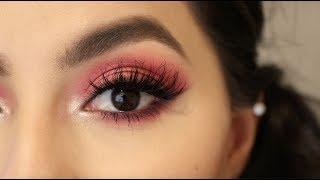Maquillaje Rosa Fácil! | Easy Pink Makeup Tutorial