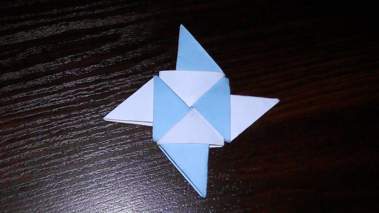 Мод�л�ное о�игами звезда Ниндзя звездо�ка ���икен из