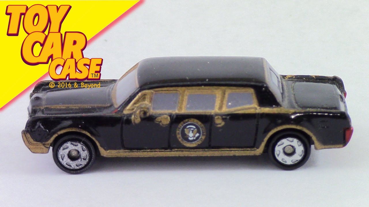 micro machine presidential limo limousine toy car youtube. Black Bedroom Furniture Sets. Home Design Ideas