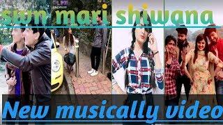 Sun mari shiwana || musically new viral video || funny video