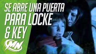Se abre una puerta para Locke & Key