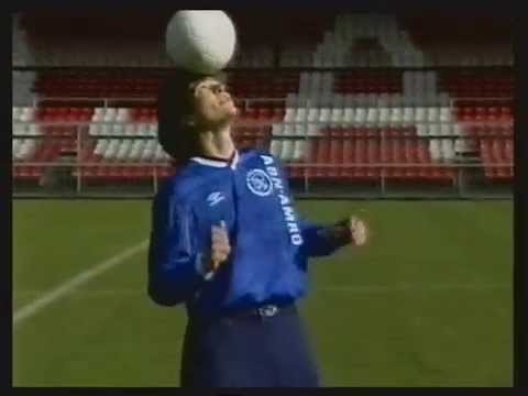 "Jari Litmanen ""Litti"" - Great Ajax Goals"