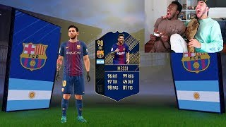 LOS TOTY FIFA 18 !!!! FUT DRAFT & PACK OPENING TOTY