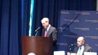 FBI Dir. Robert Mueller talks cybersecurity