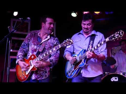 Albert Castiglia & Mike Zito 2018 06 22 Boca Raton, Florida - The Funky Biscuit - Don't Let Them Ya