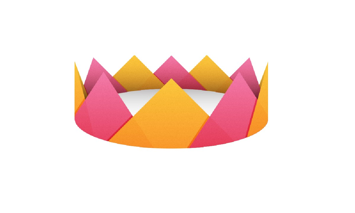 How To Make A Paper Crown Papermade Easy Tutorial Diy Youtube