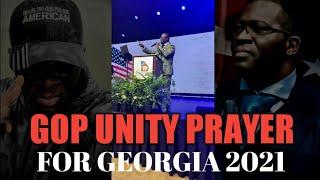 GOP UNITY PRAYER FOR GA 2021