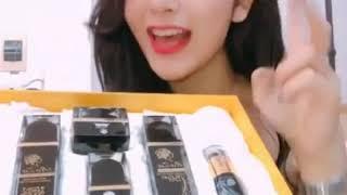 Hoa Hậu Thái Lan Miss Beauty sử dụng mỹ phẩm RoZa