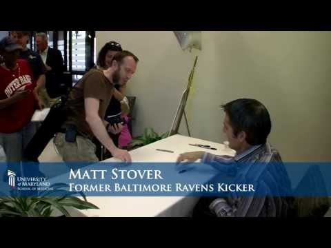 University of Maryland Optical Center Grand Opening with Matt Stover