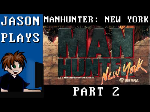 Manhunter: New York [Part 2] - Halls, Walls, Balls & Dolls