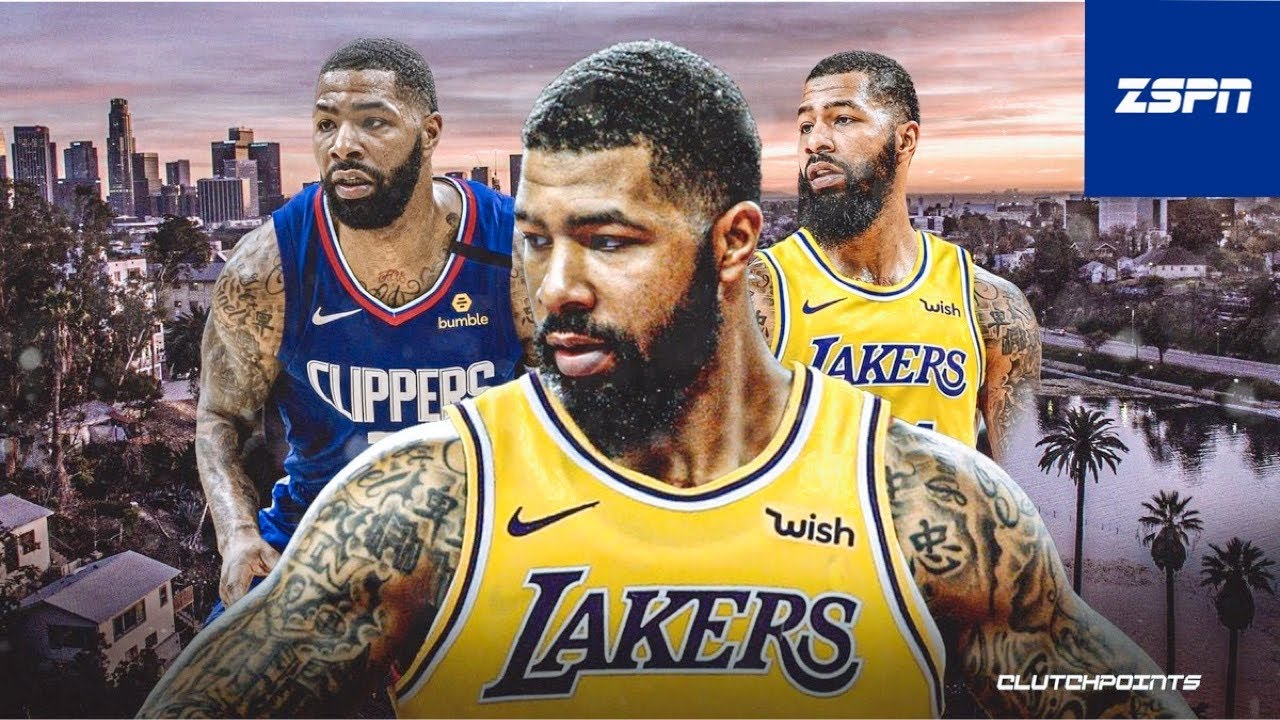 Lakers reportedly emerge as frontrunner to sign Markieff Morris, who ...
