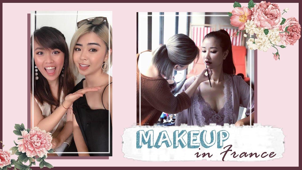 Cùng Tìm Hiểu Về Ngành Makeup/Trang Điểm Chuyên Nghiệp ở Pháp [Du học Pháp]   Taste From Home