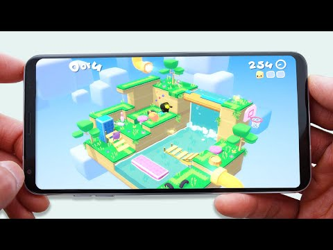 Top 13 Beautiful 3D Offline Puzzle Games IOS & Android