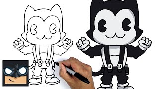 How To Draw Forтnite   Toon Meowscles    NEW Fortnite Season 6 Skin