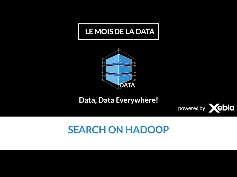 Search on Hadoop