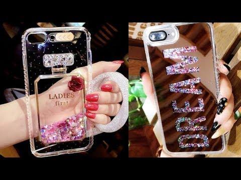 10 Amazing DIY Phone Case Life Hacks! Phone DIY Projects Easy - Luxury phone cases