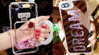 10 Amazing DIY Phone Case Life Hacks! Phone DIY Projects Easy - Luxury phone cases