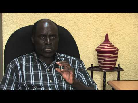 interview August Bida, Executive Secretary FECOMIRWA