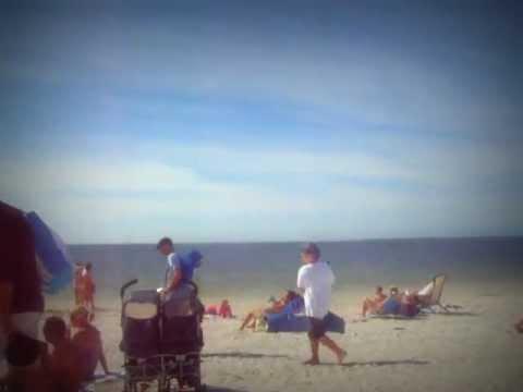 New Port Richey Florida beach. LOL!