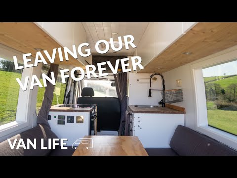 Travelling during a pandemic | VAN LIFE is OVER!