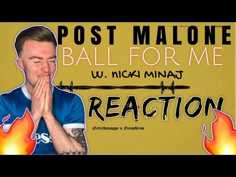 POST MALONEBALL FOR MEW Nicki MinajREACTION!!
