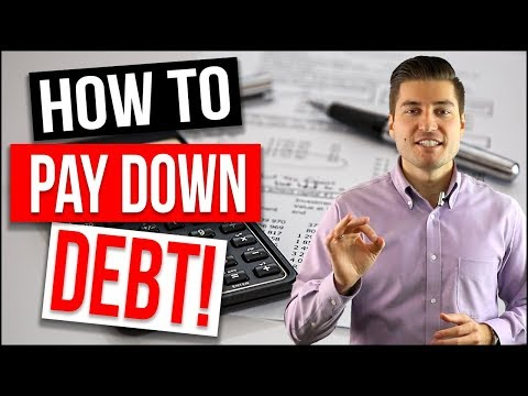HOW TO GET OUT OF DEBT (FAST!)