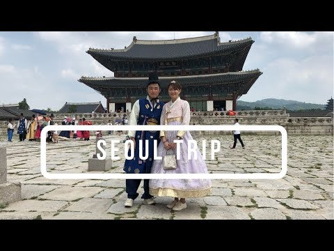 KOREA Travel Vlog | 7D6N Itinerary in Seoul