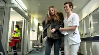 """Einzige szene mit natassja hahn in der episode """"entzugserscheinungen"""" zdf-krimiserie """"letzte spur berlin"""" [zdf 2012]"""
