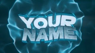 Free 3D Intro #40 | Cinema 4D/AE Template