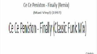 Ce Ce Peniston   Finally Classic Funk Mix