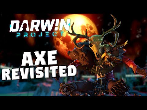 The TRUTH About the Axe 2.0! - Reworks, Mechanics and More! - Darwin Project
