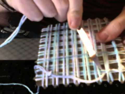 Magic Square Metal Loom Instructional Video