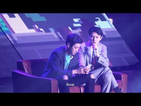180811 The EℓyXion [dot] In Macau - We Young 찬열 CHANYEOL