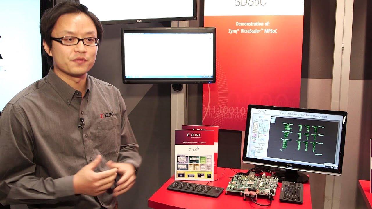 Zynq UltraScale+ MPSoC development flow using the SDSoC Development  Environment
