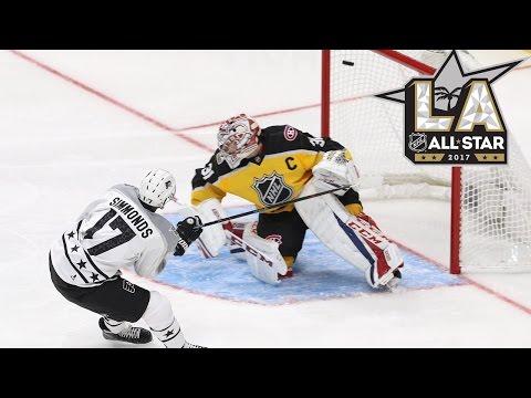 Metropolitan vs Atlantic   2017 NHL All-Star Game   Highlights   Jan. 29, 2017 [HD]