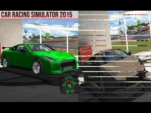 Car Racing Simulator 2015 - HD Android Gameplay - Racing Games - Full HD Video (1080p)