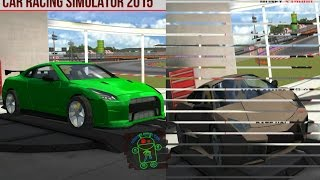 Car Racing Simulator 2015 - HD Android Gameplay - Racing games - Full HD Video (1080p)