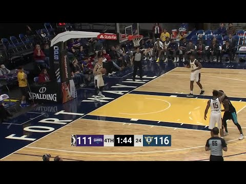 Archie Goodwin (29 points) Highlights vs. Fort Wayne Mad Ants