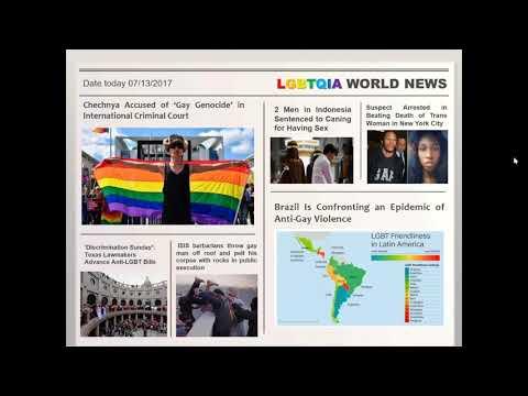 "CHIA Webinar - ""Interpreting for Sexual & Gender Minorities"""
