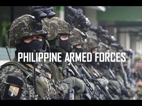 Philippine Armed Forces 2017