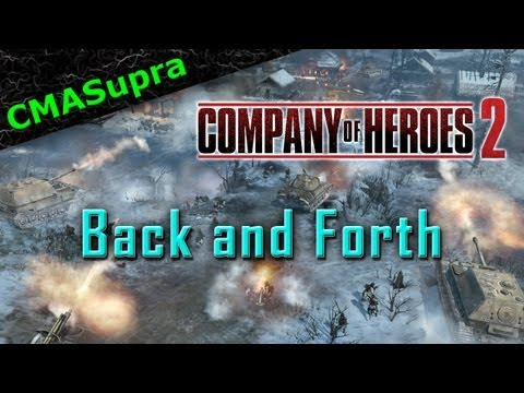 Company Of Heroes 2: Back And Forth