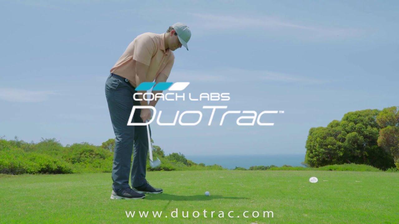 DuoTrac Golf Swing Analyzer Worlds First Golf Swing Analyzer