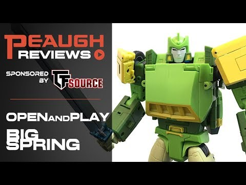 Video Review: Open and Play BIG SPRING