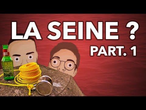 QUE TROUVE T-ON DANS LA SEINE ? - PART. 1