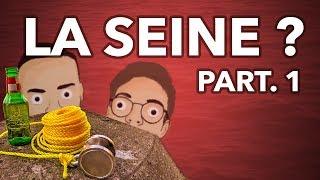 QUE TROUVE T-ON DANS LA SEINE ? - PART. 1 thumbnail