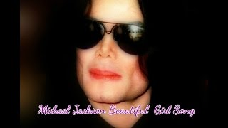 Michael Jackson beautiful  girl lyrics