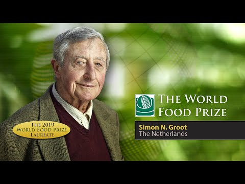 2019 World Food Prize