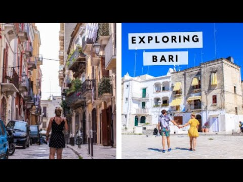 Exploring Bari and Arriving in PARADISE | highlands2hammocks travel vlog