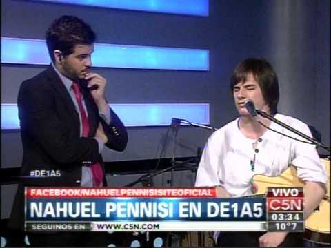 C5N - MUSICA EN VIVO: NAHUEL PENNISI EN DE 1 A 5